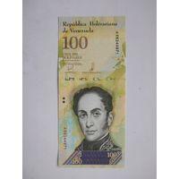 Венесуэла 100000 боливаров 2017 UNC