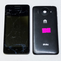 89 Телефон Huawei G510. По запчастям, разборка