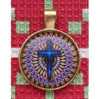 Крестик (крестик-кулон)