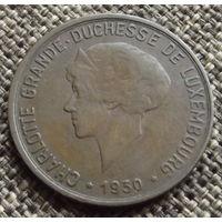 Люксембург. 10 сантимов 1930