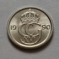 10 эре, Швеция 1990 г., AU