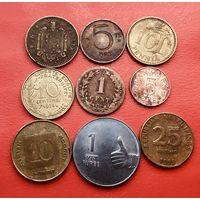 9 монеток - 9 стран. #10
