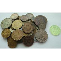 Сборный лот - монеты. Приятная подборка !!! С р. без М.Ц.