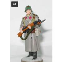 Солдаты ВОВ. Выпуск 34
