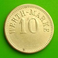 10 Вертмарок 20 - 30 гг 20 века ГЕРМАНИЯ