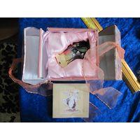 Коллекционная фигурка Мышь. Pavone, Италия.