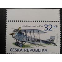 Чехия 2017 самолет