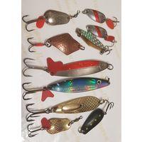 Блесна для рыбалки любая на выбор