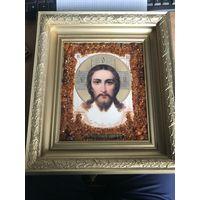 Икона-декор -янтарь 27-31