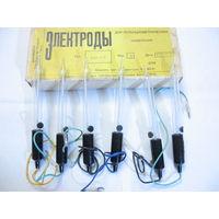 Набор электродов для потенциометрических измерений (13 шт.)-цена снижена