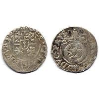 Полторак (грошен) 1626, Пруссия, Георг Вильгельм