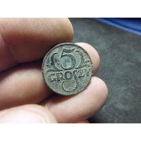 5 грошей 1938 г. Речь Посполита (3)