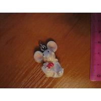 Мышка-брелок