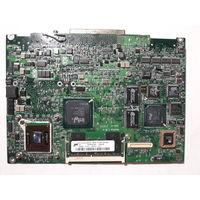 Защищённый планшетный компьютер Xplore. Материнская плата всборе.