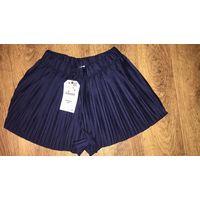 Юбка шорты Зара размер 8-9 лет