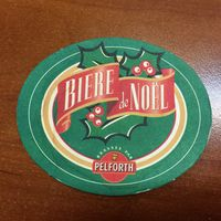 Подставка под пиво Pelforth