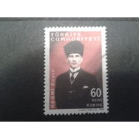 Турция 2006 Кемаль Ататюрк - президент