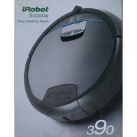 Моющий робот-пылесос iRobot Scooba 390 (в нерабочем состоянии)