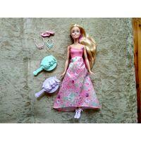 Barbie с изменяющими цвет волосами (оригинальная)