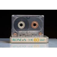 Аудиокассета - RONEeS UR 60