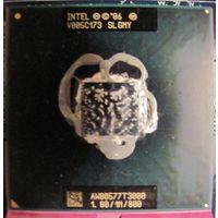 Мобильный процессор Intel Celeron t3000