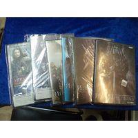 Игра престолов, 6 DVD(2-7 сезоны).