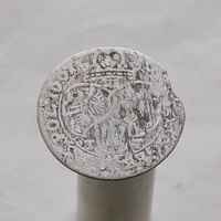 6 грошей 1661 Ян II Казимир Ваза Речь Посполитая