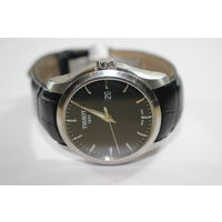 Часы Tissot COUTURIER QUARTZ GENT (T035.410.16.051.00),  гарания от 07.08.2020,Оригинал