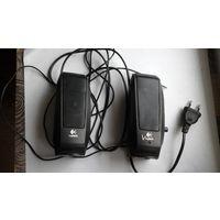 Колонки компьютерные Logitech S-120