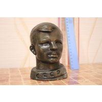 Бюст Ю. Гагарин. СССР