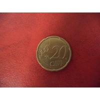 20 евроцентов 2015 Литва