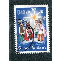 Финляндия. Рождество 1975