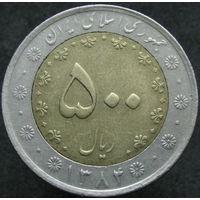 Иран 500 риалов 2005