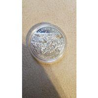 Литовская монета 600 лет Грюнвальдской битве 2010