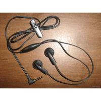 Телефонные наушники с микрофоном