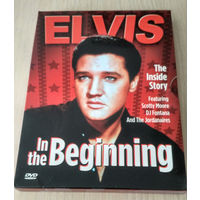 2 DVD Elvis Presley - Elvis In The Beginning