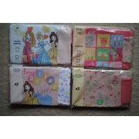 Пижама фирмы F&F Disney размер 6-9 месяцев 68-74 см для девочки