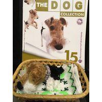 The dog collection (коллекционный щенок с журналом 15-й выпуск)