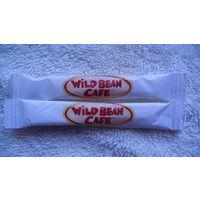 """Сахар в пакетике """"WILD BEAN CAFE"""". распродажа"""