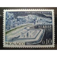Монако 1962 Водный стадион**