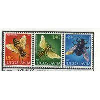 Югославия /насекомые/ 1978г-1954