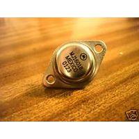 Транзистор MJ16018 биполярный низкочастотный n-p-n (Iк 10A, Uкэ 800В, Uкб 1500В,Pc,max 175W)