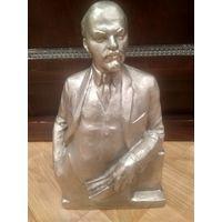 Статуэтка бюст Ленин с книгой 29 см редкость!!!