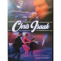 DVD CHRIS ISAAK live in concert