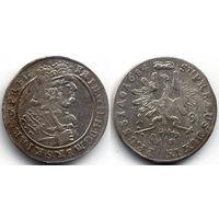 Орт 1684 HS, Бранденбург-Пруссия. Фридрих Вильгельм I. Коллекционное состояние