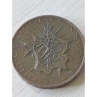 Франция 10 франков 1979г.