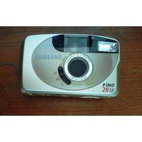 Фотоаппарат пленочный SAMSUNG fino 20 SE
